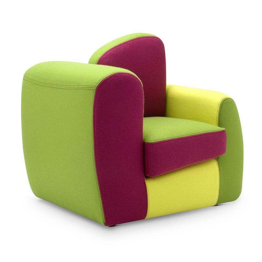 Symbol baby poltrona di design adrenalina per bambini - Poltrone di design ...