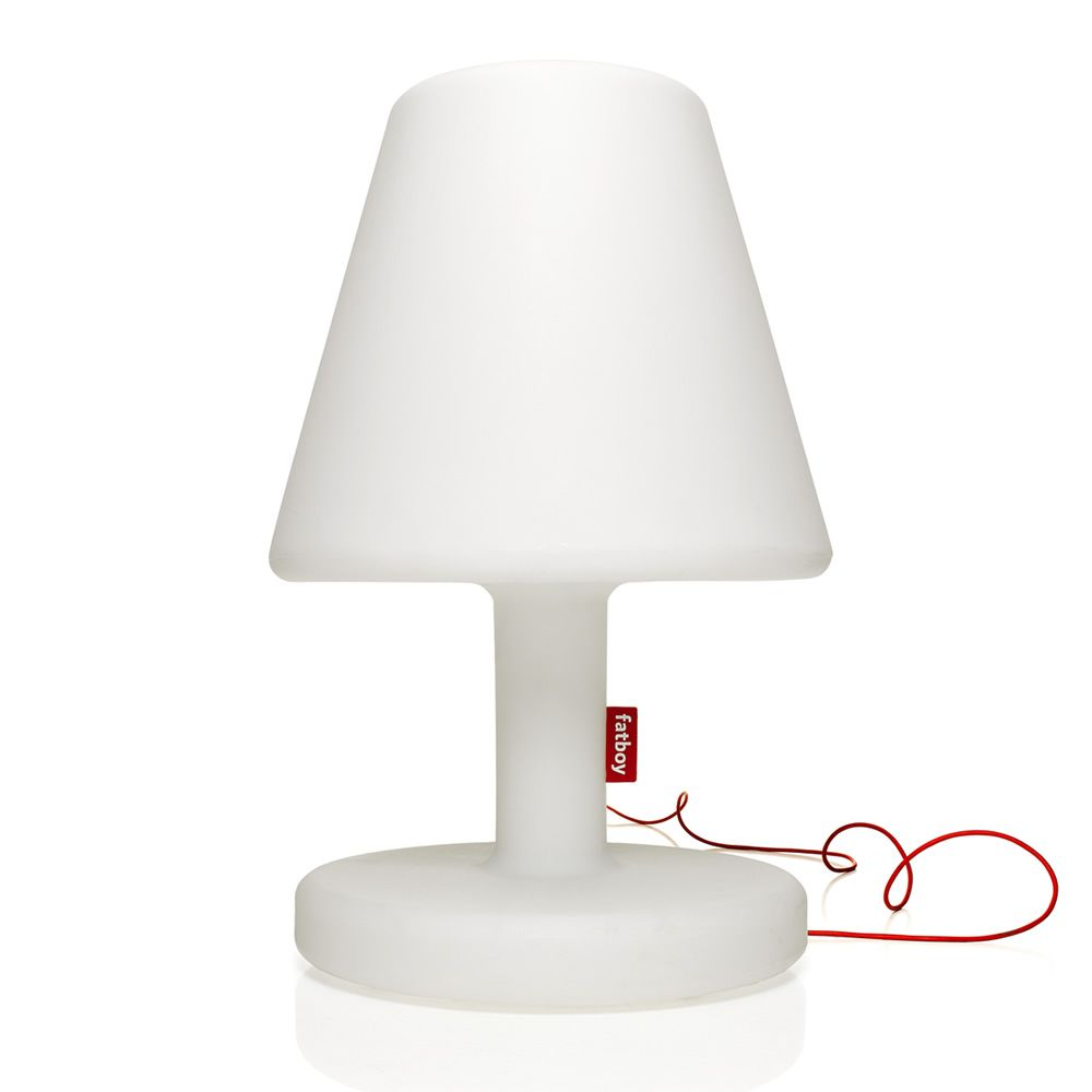 Edison The Medium Tischlampe Fatboy, aus Polypropylen, mit Fernsteuerung, LE -> Led Lampe Blinkt Obwohl Ausgeschaltet