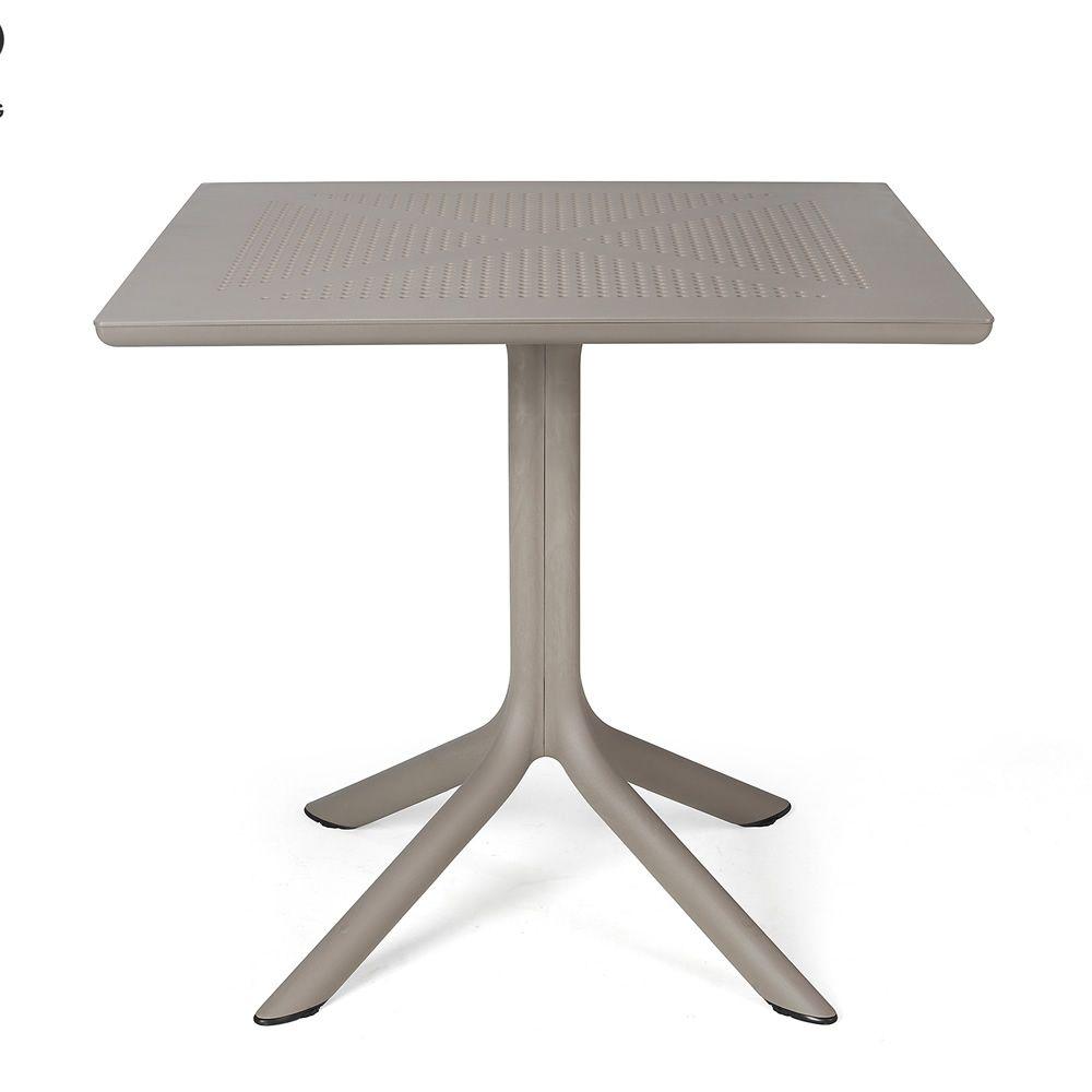 Tavoli Da Giardino Polipropilene.Clip Tavolo In Polipropilene Piano Traforato Disponibile In