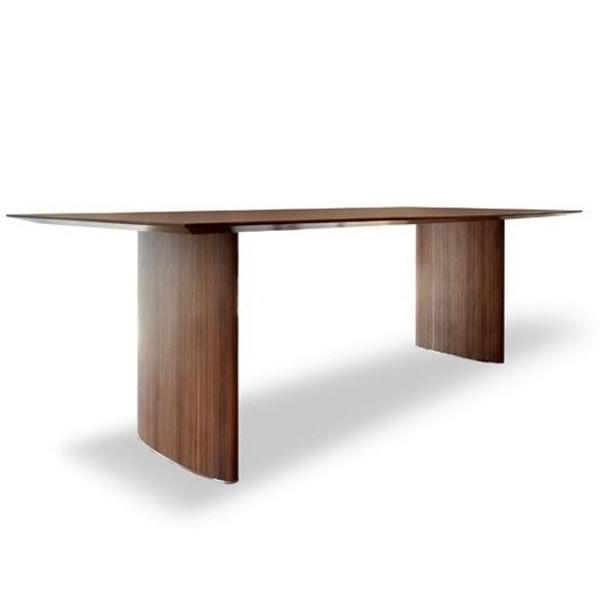 Ellisse tavolo di design tonon rettanagolare 95x180 cm for Tavoli di design outlet