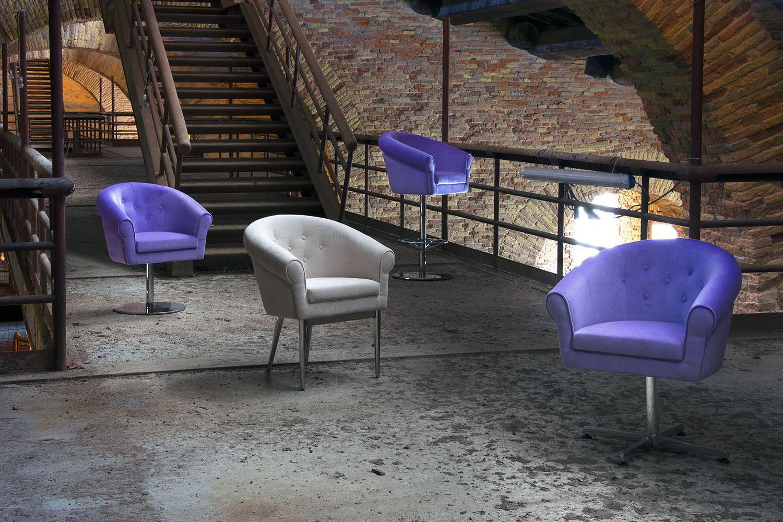 Melt poltroncina classica domingo salotti con struttura for Abbinamenti colori salotti