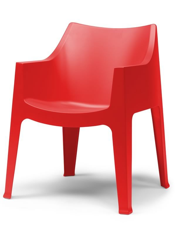 Coccolona P 2320 Fauteuil en technopolym¨re empilable
