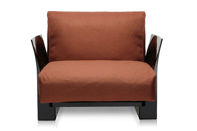 pop outdoor fauteuil design kartell id al pour la d co l 39 ext rieur structure en. Black Bedroom Furniture Sets. Home Design Ideas
