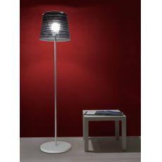 Pixi T - Lampada da terra in policarbonato, disponibile in diversi colori