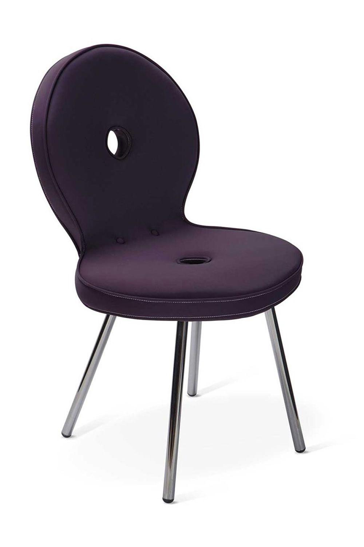 sedi 39 ola sedia di design adrenalina in metallo con