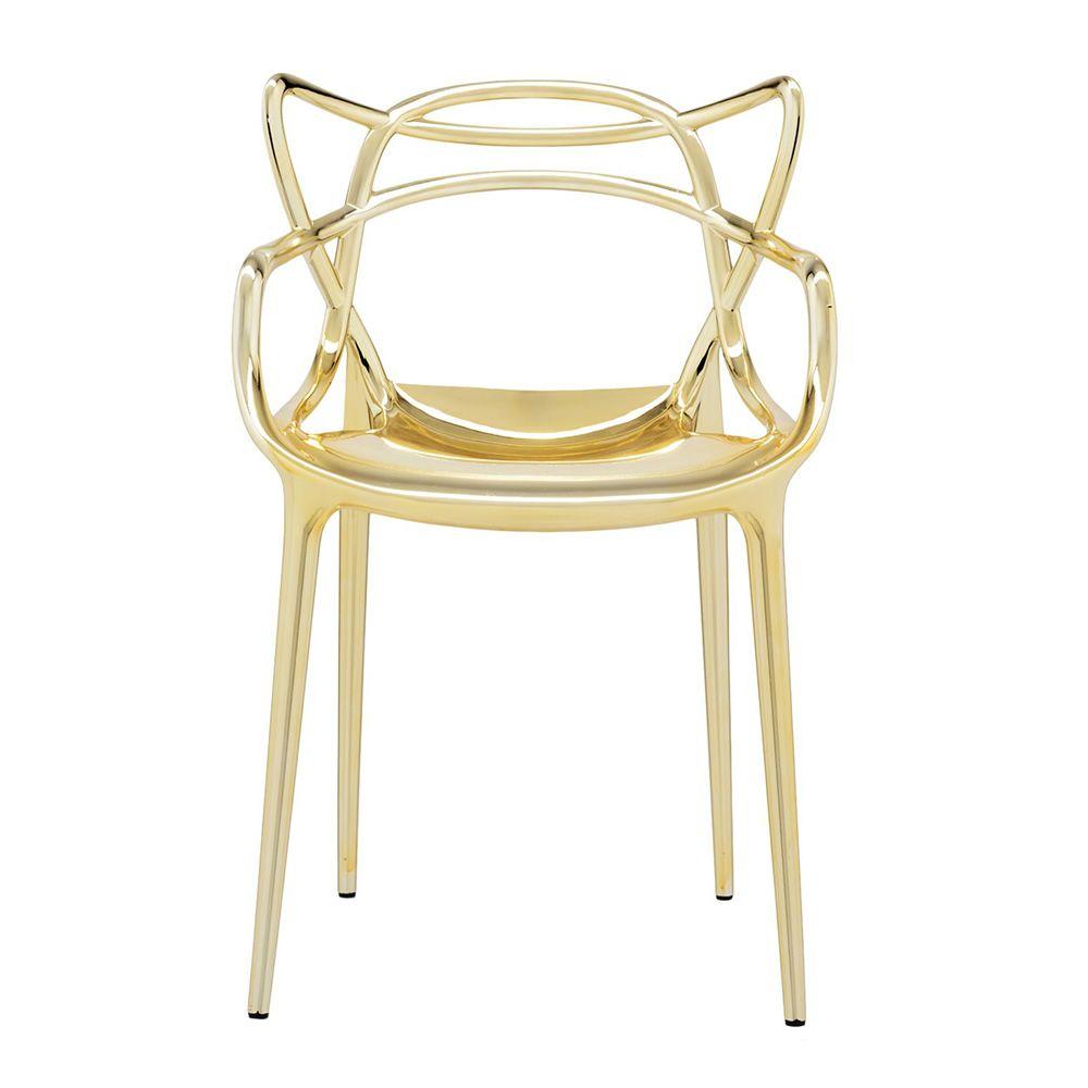 masters kartell design stapelsessel aus polypropylen. Black Bedroom Furniture Sets. Home Design Ideas