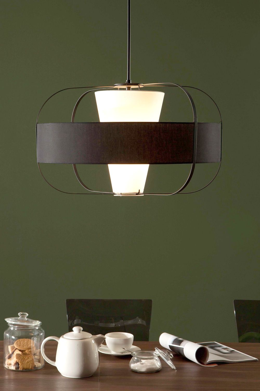 mos 9112 lampe suspension tonin casa en m tal et verre. Black Bedroom Furniture Sets. Home Design Ideas