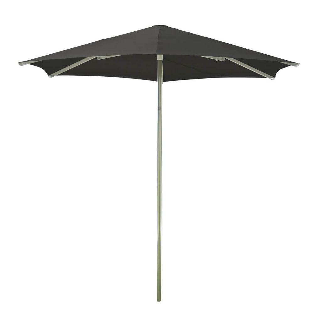Shade ombrellone design con palo centrale in alluminio for Ombrellone da giardino emu prezzi