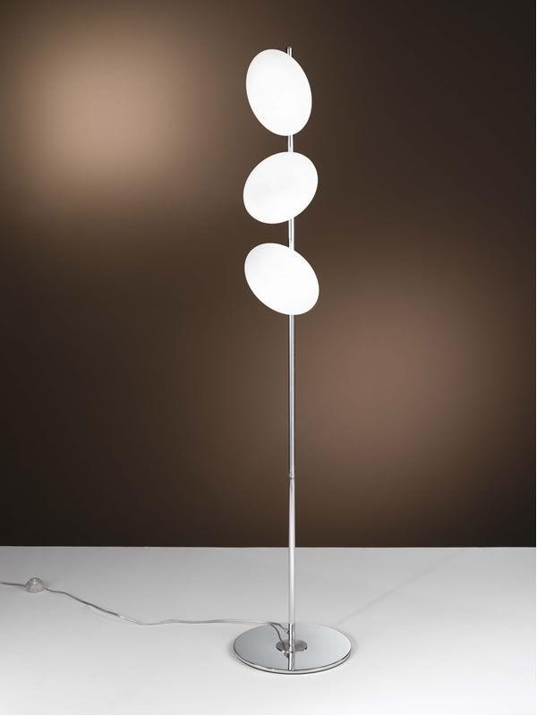 fa3116t lampe de sol en m tal et verre sediarreda. Black Bedroom Furniture Sets. Home Design Ideas