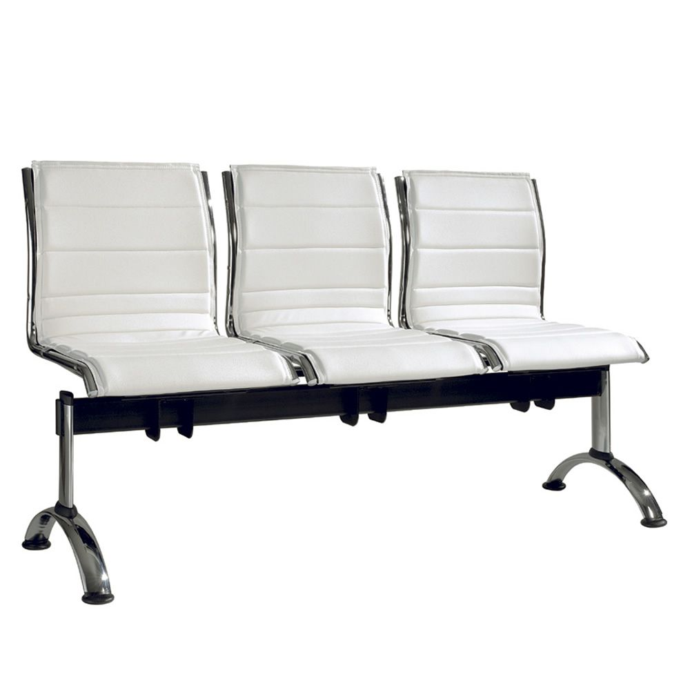 banc en cuir blanc allforfood banc pin sudoismod structure en bois massif teint anilinex est. Black Bedroom Furniture Sets. Home Design Ideas