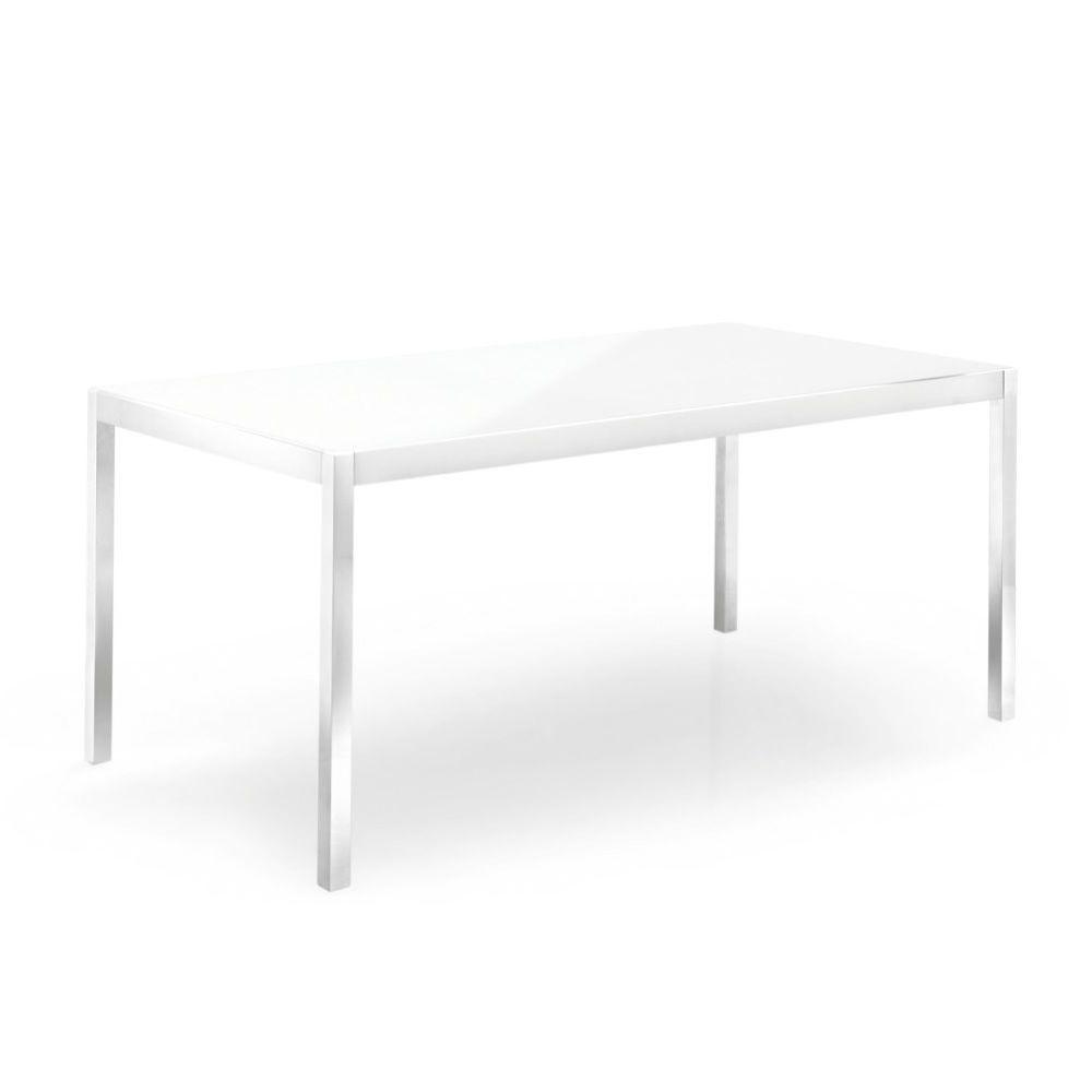 cs4066 vr happy tisch calligaris aus aluminium. Black Bedroom Furniture Sets. Home Design Ideas