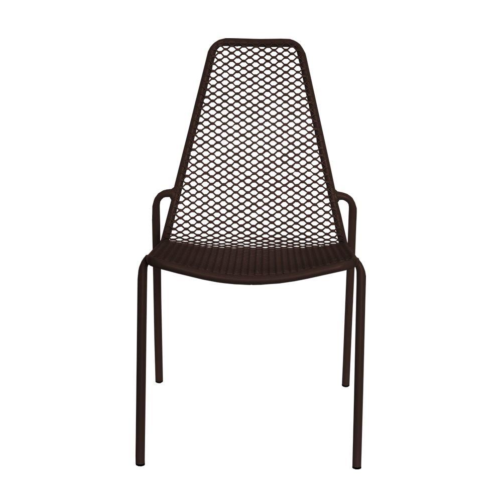 rada pour bars et restaurants chaise en m tal avec ou sans accoudoirs empilable disponible. Black Bedroom Furniture Sets. Home Design Ideas