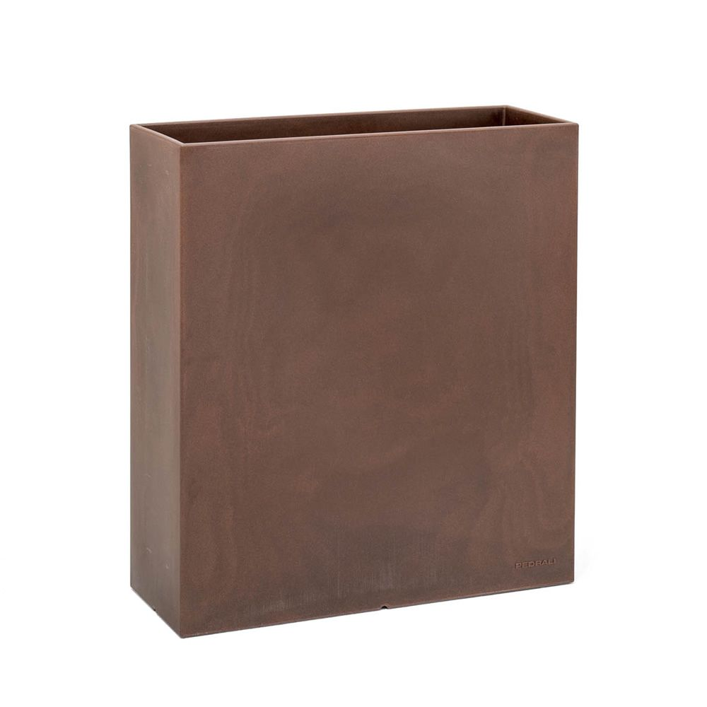 kado vase cloison d corative pedrali en poly thyl ne hauteur 80 ou 100 cm id al pour le. Black Bedroom Furniture Sets. Home Design Ideas