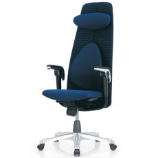 H09 ® Classic - Ergonomic office chair by HÅG, with adjustable headrest