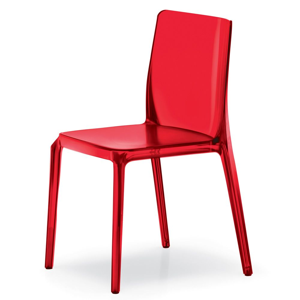 Blitz 640 Pedrali Design Chair In Polycarbonate