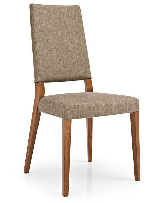 CB1260-B Sandy para Bare y Restaurantes - Silla de madera, asiento ...