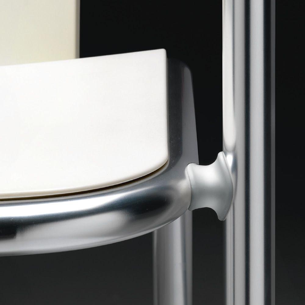 Bb Italia Catalogo Arredo Giardino : Maré per bar e ristoranti sedia design in alluminio