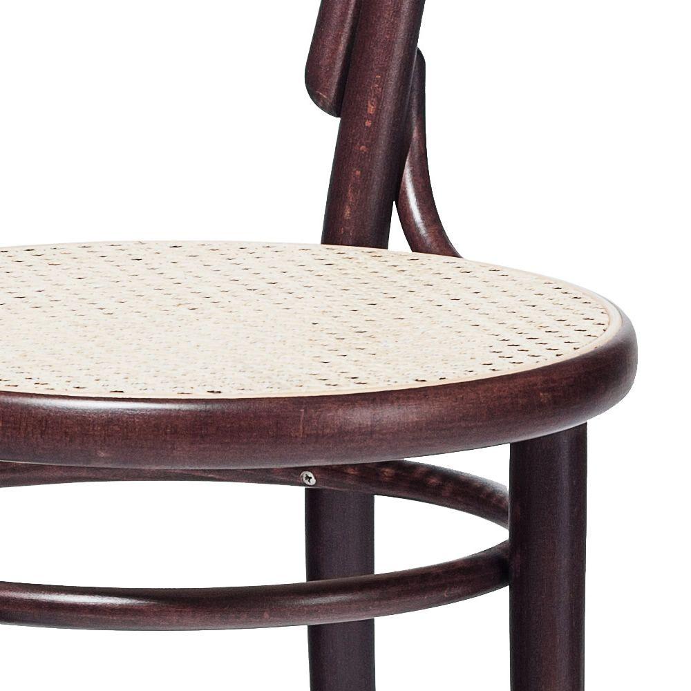 chair 14 c stuhl ton aus holz mit sitz aus rohrgeflecht sediarreda. Black Bedroom Furniture Sets. Home Design Ideas