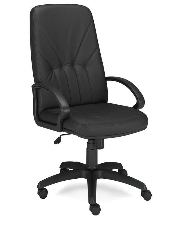 ml500 b rostuhl mit armlehnen hohe r ckenlehne mit bezug aus leder oder kunstleder. Black Bedroom Furniture Sets. Home Design Ideas