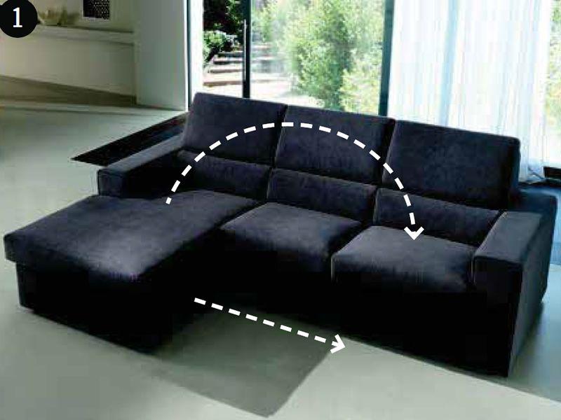 bounty p canap d 39 angle convertible compl tement d houssable disponible en plusieurs couleurs. Black Bedroom Furniture Sets. Home Design Ideas