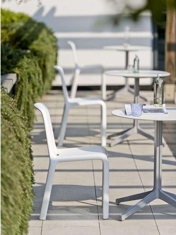... Snow 300   Polypropylene Chair, Outside Use, White Colour