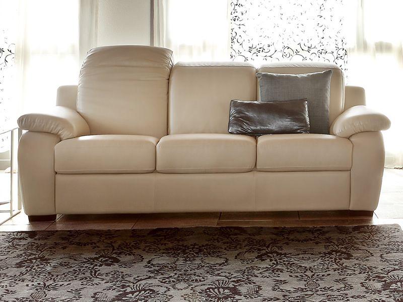 Copenhagen divano classico a 2 o 3 posti con cuscini schienale alzabili sediarreda - Cuscini schienale divano ...