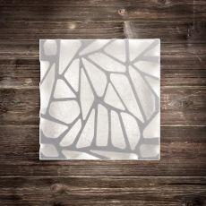 Grace Square - Lampe design de plafond ou murale, en métal, disponible en différentes tailles