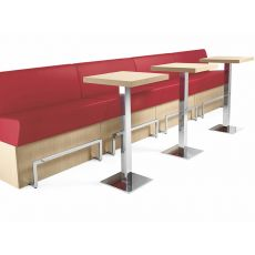 Space H - Modular high bench, several sizes and coverings