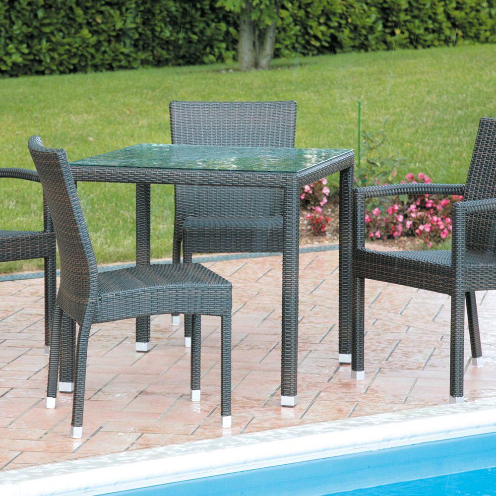TT20 per Bar e Ristoranti - Tavolo impilabile da esterno ...