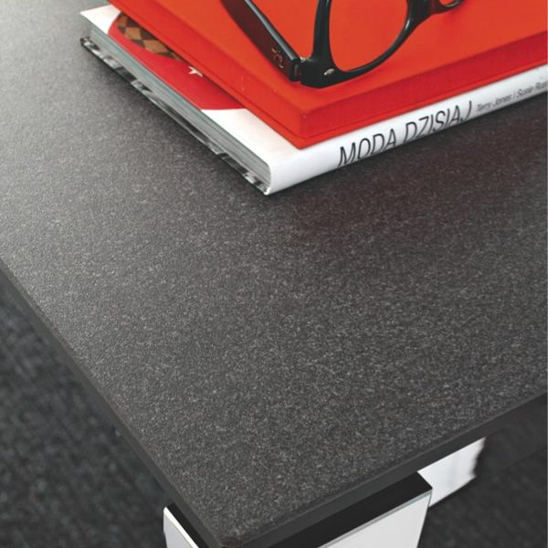 CB4010 180 Baron: Connubia - Calligaris metal table, different tops ...