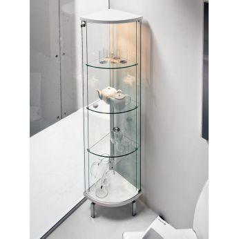6429 parella vitrine d 39 angle tonin casa en verre et bois diff rented couleurs sediarreda. Black Bedroom Furniture Sets. Home Design Ideas