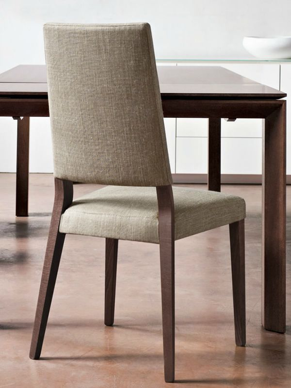 Cb1260 B Sandy Connubia Calligaris Wooden Chair Seat