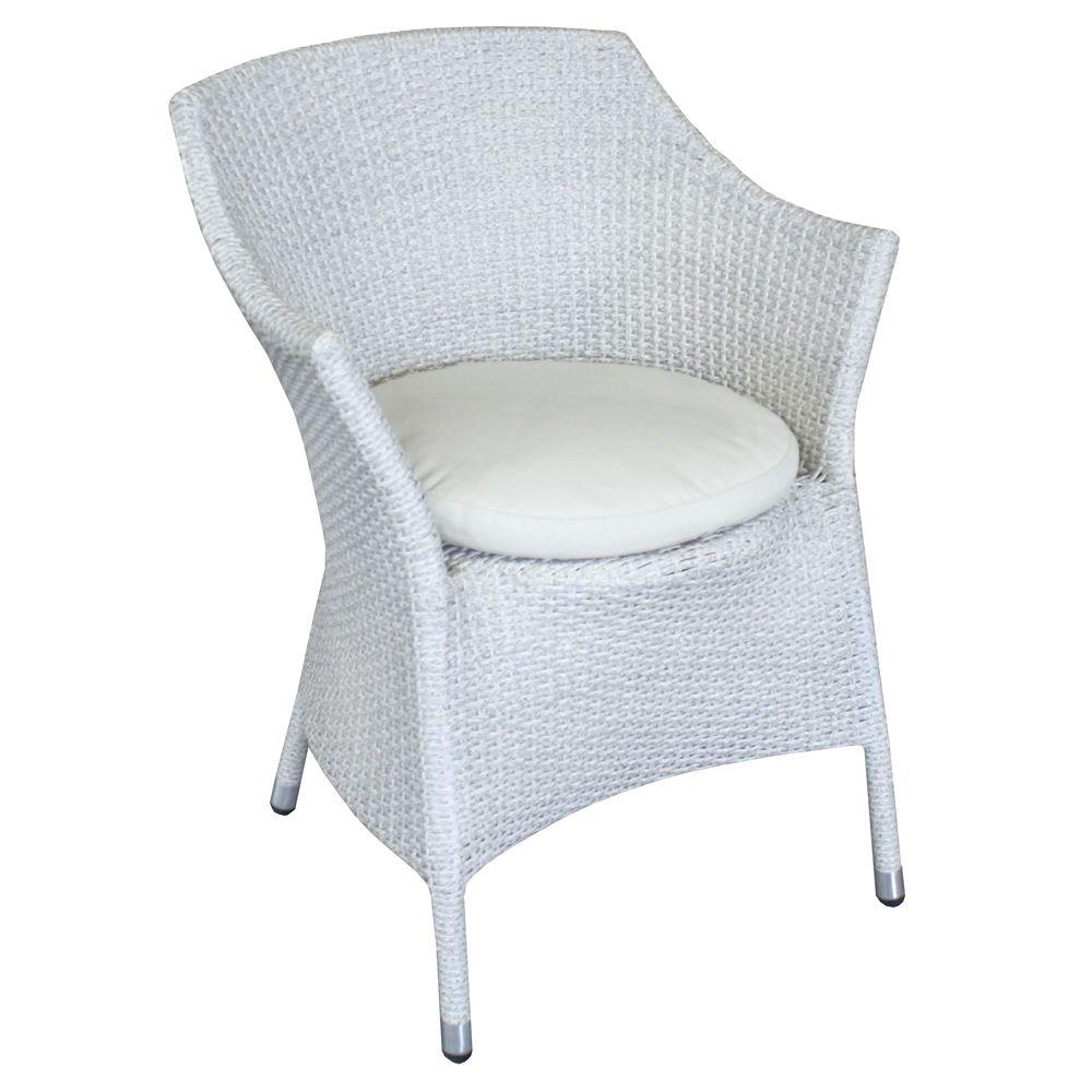 Wings fauteuil pour ext rieur en aluminium et - Coussin fauteuil exterieur ...