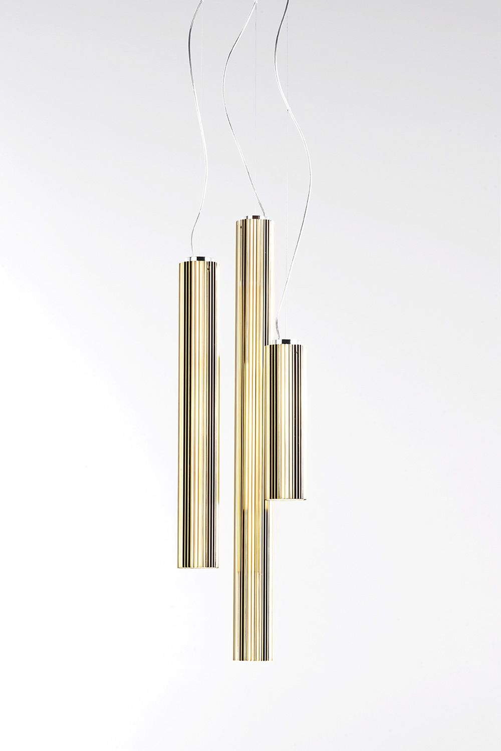 Rifly Kartell By Laufen Suspension Ceiling Lamp Made Of