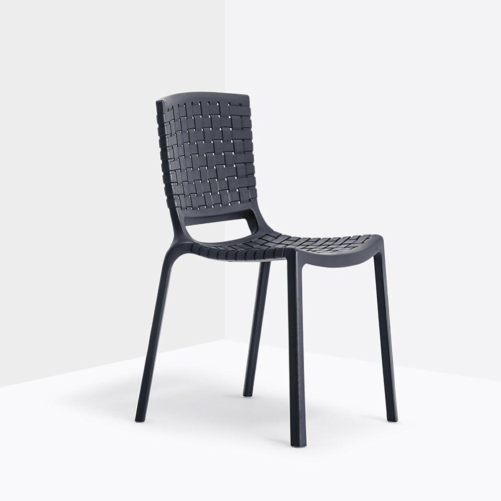 Tatami 305 pour bars et restaurants bar chaise en - Chaise de jardin couleur ...