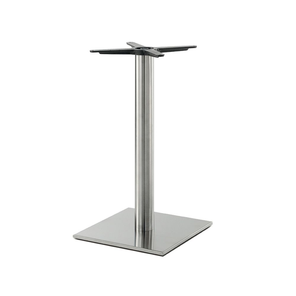 inox 4420 for bars and restaurants table base in metal for bar or restaurant available in. Black Bedroom Furniture Sets. Home Design Ideas