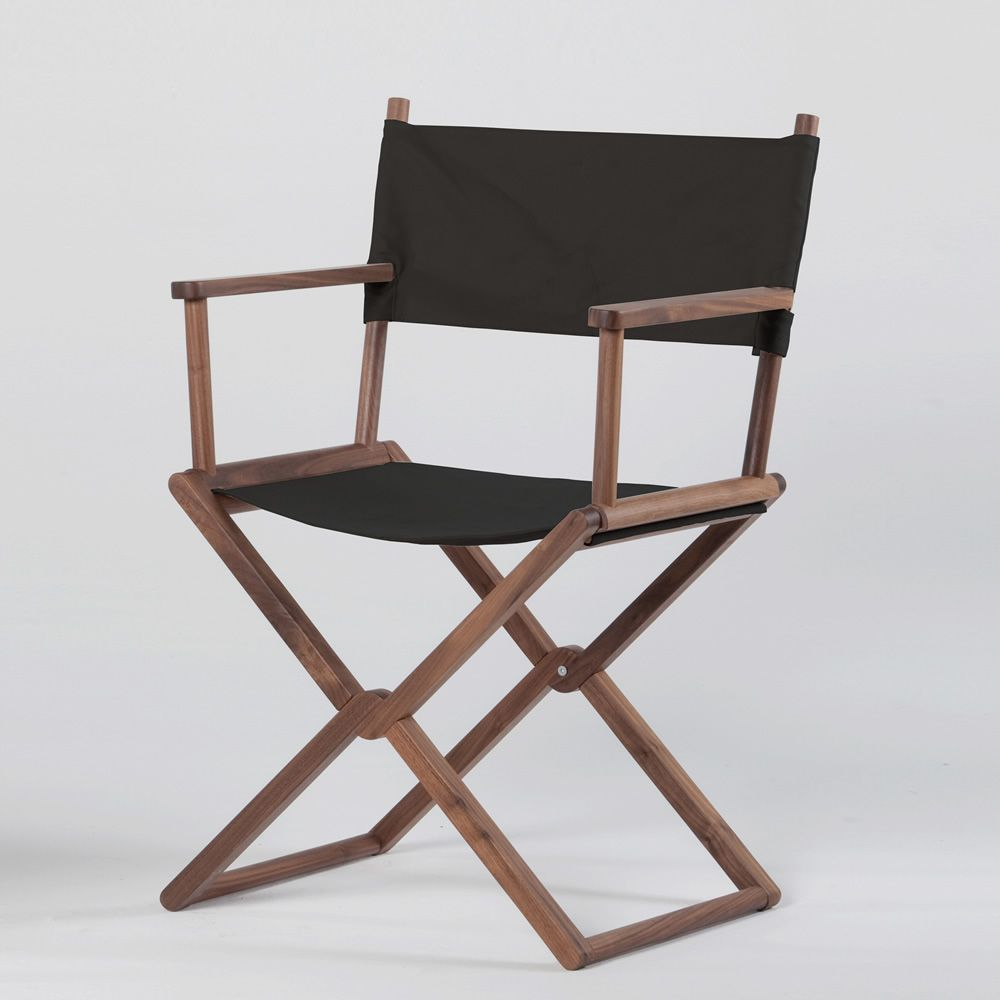 Missoni Home Outdoor Folding Chair Regista: Director Chair, In Solid Wood, Also For