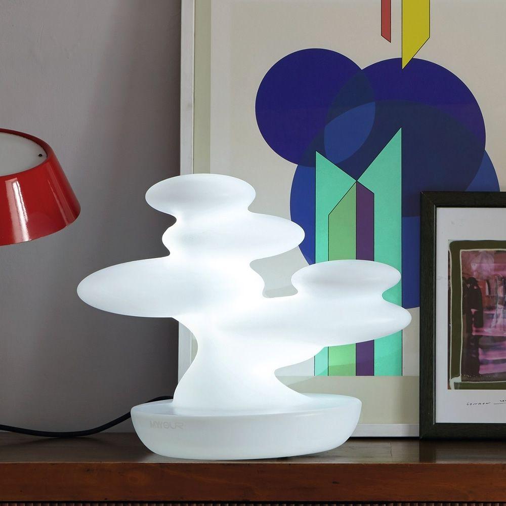 Bonsai complemento di design lampada da tavolo in for Lampada da tavolo di design