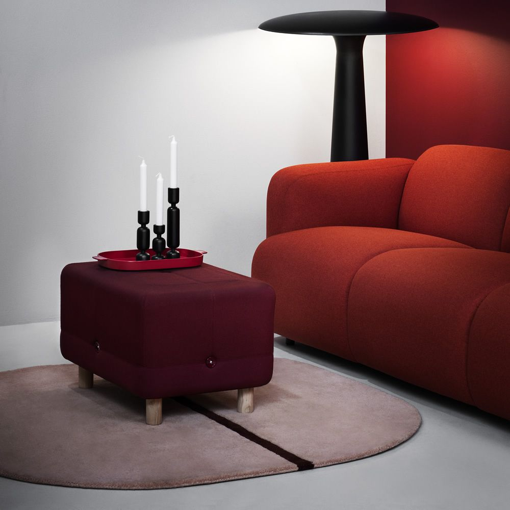Oona - Tappeto di design Normann Copenhagen in lana, diversi ...