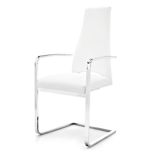 Cs1381 juliet sedia calligaris in metallo con rivestimento in tessuto pelle o similpelle con - Sedia juliet calligaris prezzo ...