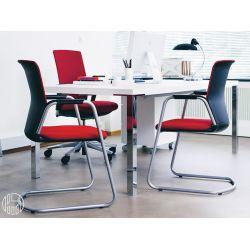 Futu communication moderner stapelstuhl von h g in - Stuhle fur hohe tische ...