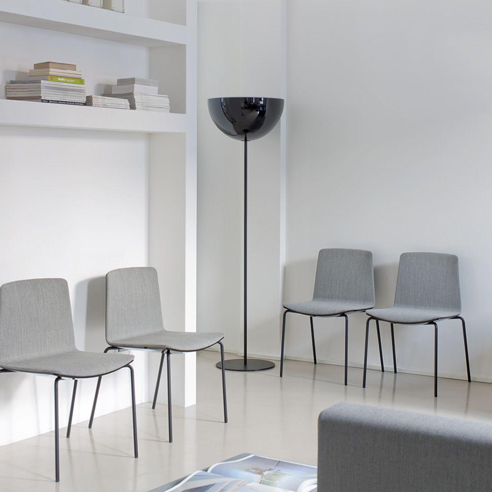 l002st lampe de sol pedrali en m tal et m thacrylate. Black Bedroom Furniture Sets. Home Design Ideas