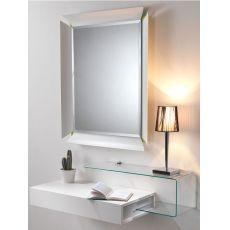 Mobili da ingresso accoglienza e praticit sediarreda - Specchio con mensola per ingresso ...