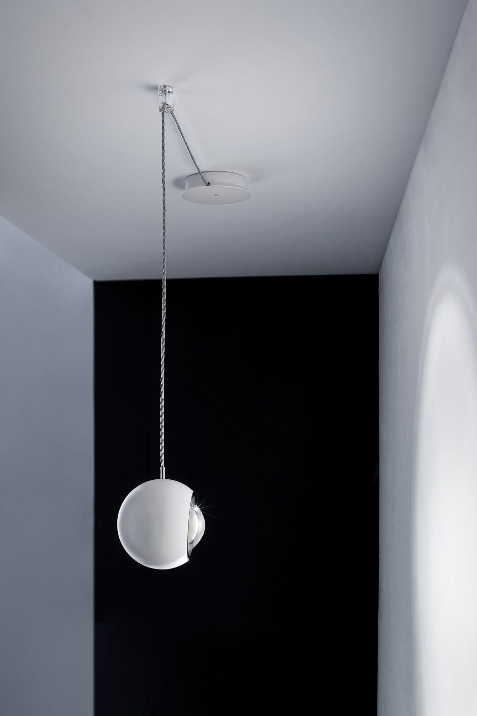 Spider lampada a sospensione di design in metallo led for Lampada ufficio design