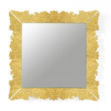 Novecento Q - Specchio quadrato Colico Design 90x90 cm in metacrilato, diversi colori disponibili