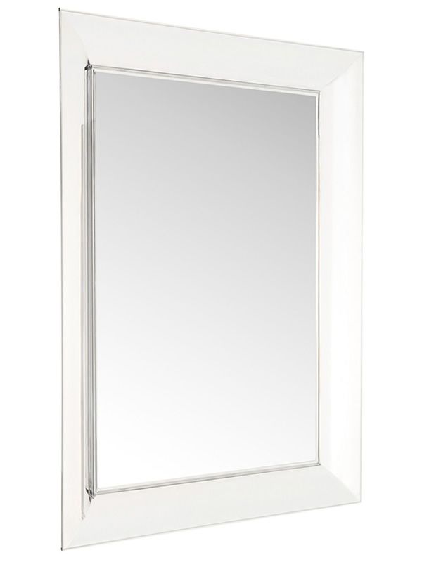 fran ois ghost miroir kartell de design avec cadre en On miroir kartell ghost