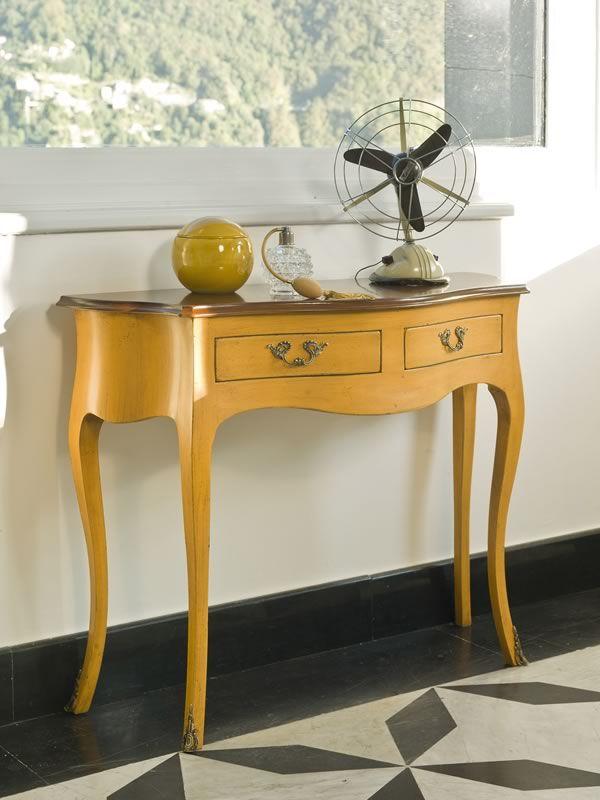 Ottante l 3800 consolle classica tonin casa in legno for Tonin casa consolle