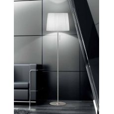 FA2960T - Floor lamp made of metal and fabric, different colours available