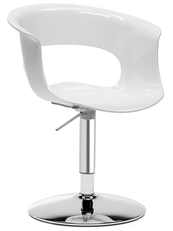 miss b up 2692 chaise tournante et r glable pour bureau structure en m tal assise en. Black Bedroom Furniture Sets. Home Design Ideas