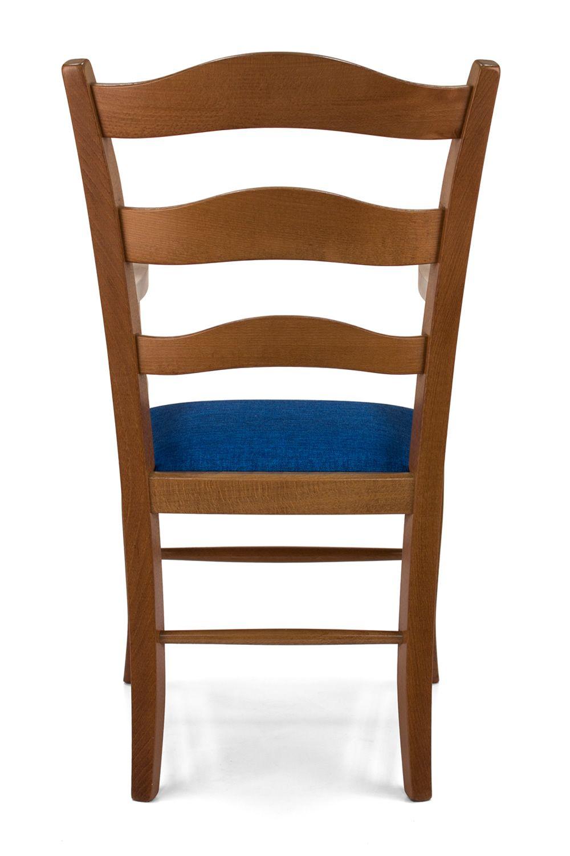 mu10 chaise rustique en bois diff rentes teintes disponibles avec assise en paille ou. Black Bedroom Furniture Sets. Home Design Ideas